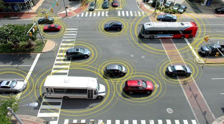 Járművek közti (V2V) kommunikáció