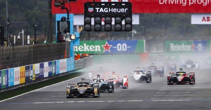 Formula E Valenciában