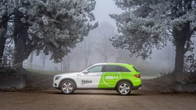 Valeo Smart Cocoon Mercedes-Benz GLC