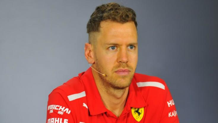 Sebastian Vettel 2018-ban az Ausztráliában