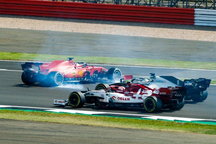Vettel hiba