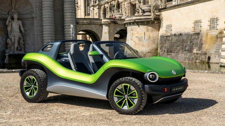 Volkswagen Buggy 2019-es modell oldalról