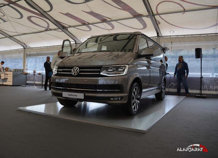 2018-as Volkswagen California Ocean