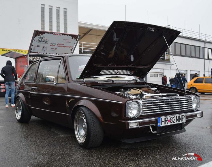 Volkswagen Golf I tuning