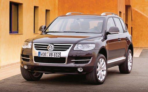 Volkswagen Touareg 5.0 V10 TDI facelift