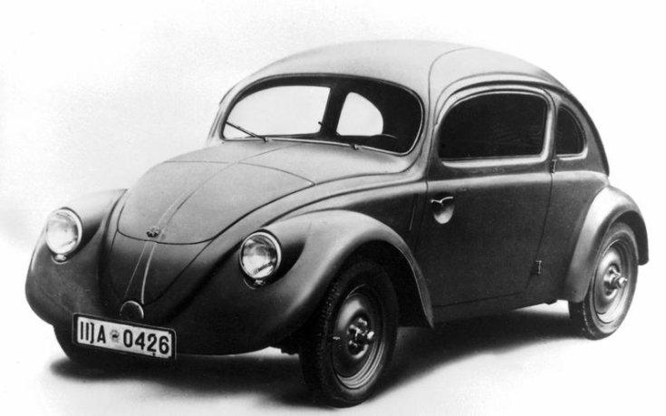első Volkswagen