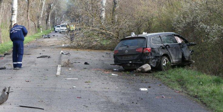 Rommá tört Volkswagen