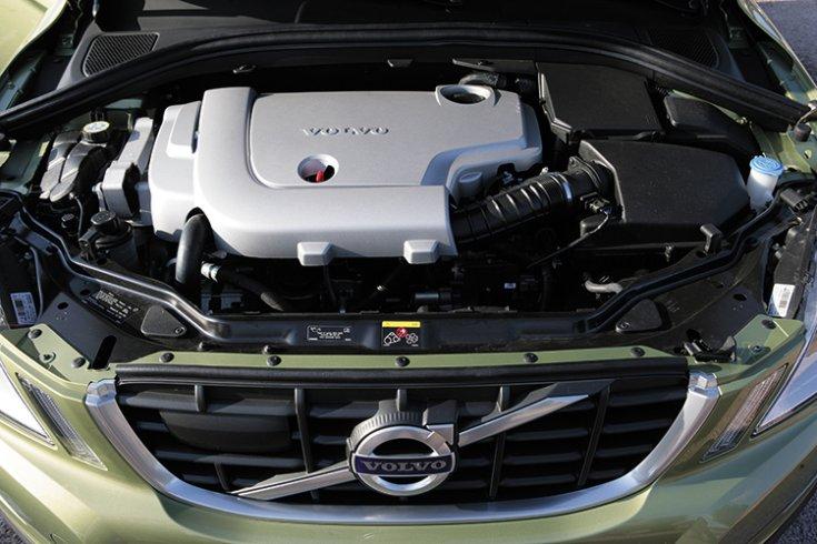 Volvo D5 dízelmotor