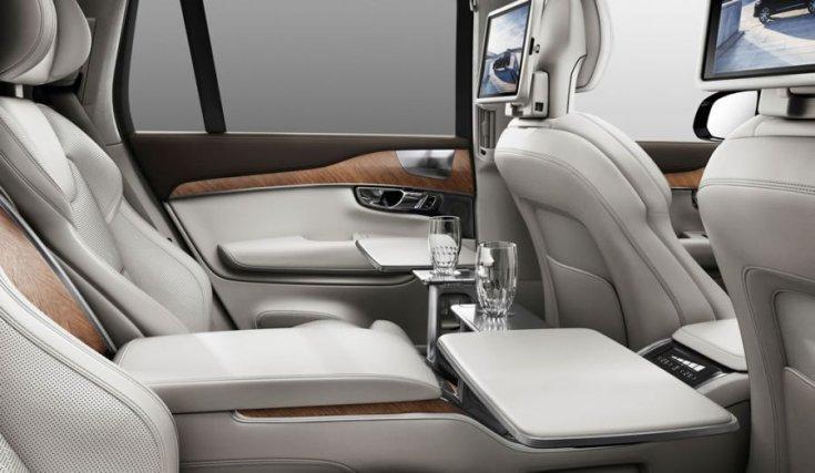 Volvo XC90 kristálypohár készlet