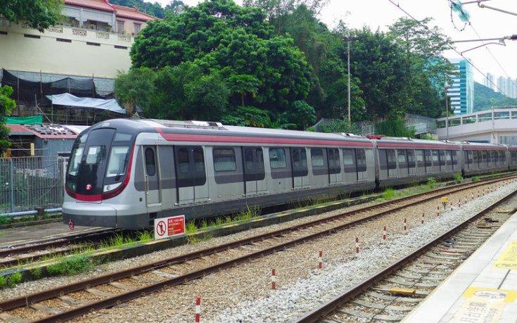 Hyundai által gyártott vonatszerelvények
