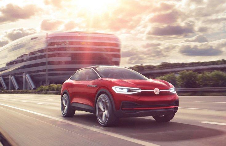 VW elektromos jövőjének koncepciója