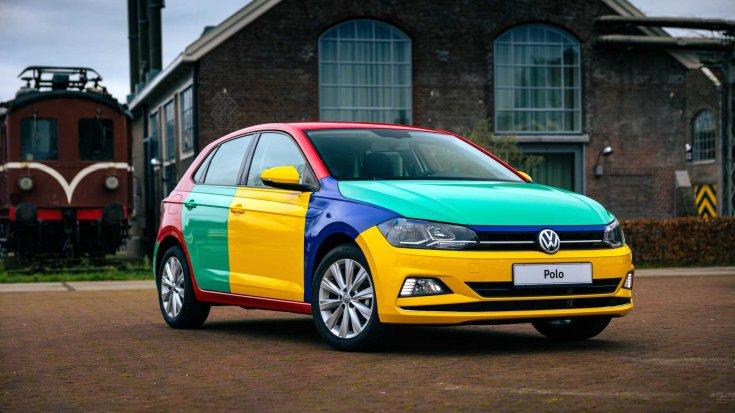 Tarkabarka VW Polo