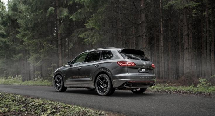 VW Touareg ABT tuning