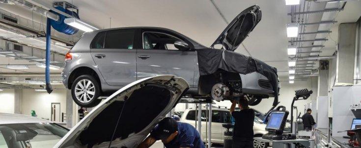 Volkswagen márkaszerviz