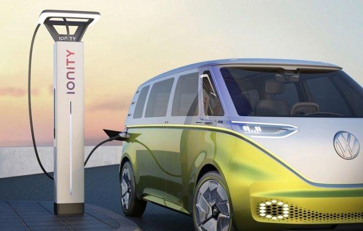 VW ID Buzz koncepció