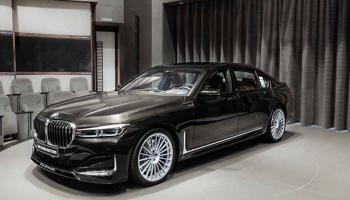 2020-as Alpina B7 elölről
