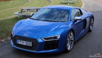 Audi Driving Experience  - Audi R8