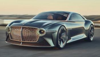 Bentley EXP 100 GT koncepcióautó