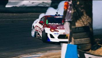 Toyota GT86 driftautó a TRACKWOOD-on
