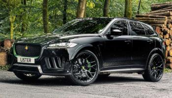 Lister Stealth SUV