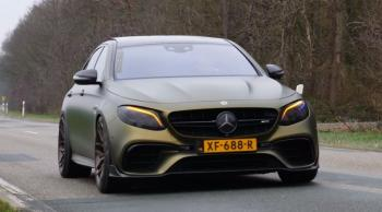 Mercedes-AMG E63S 4Matic+