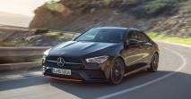 Mercedes-Benz CLA 2020