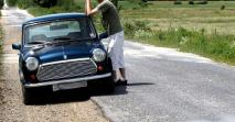 Egy kis darabka Anglia: '93-as Mini Mayfair