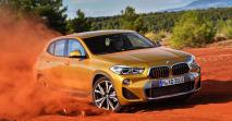Detroitban debütált a 2018-as BMW X2