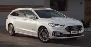 2018-as Ford Mondeo elölről