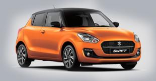 2020-as Suzuki Swift elölről
