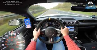 Ford Mustang Shelby GT350 utastere FPS nézetből
