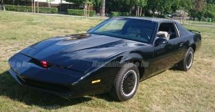 Pontiac Firebird Trans Am KITT-replika