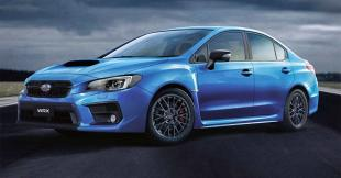 Subaru Impreza WRX Club Sport Limited Edition 2021