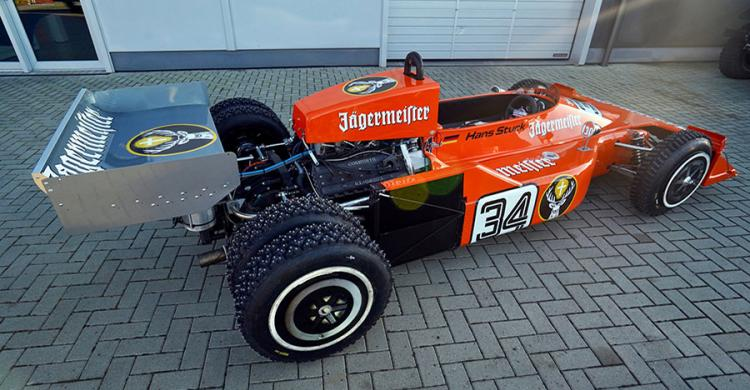 Jagermeister March-Cosworth