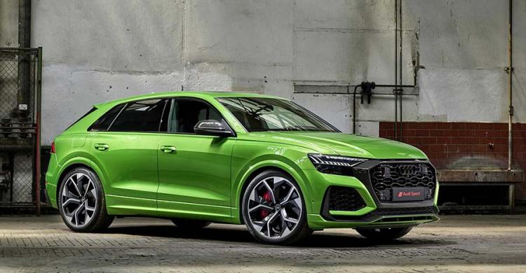 2020-as Audi RS Q8 elölről