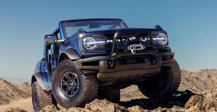 2021-es Ford Bronco First Edition