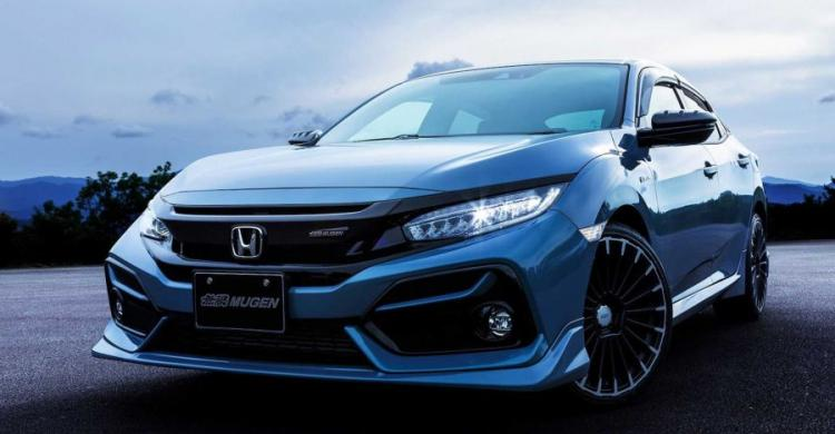 Honda Civic Mugen tuning