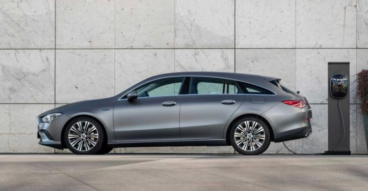 CLA shooting brake 250e