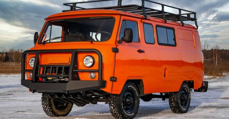 UAZ SGR Combi Expedition
