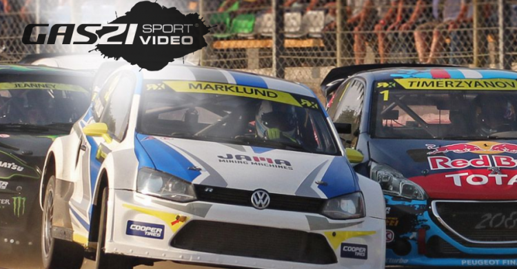 Gaszi Sport Videó - Rallycrossban az első