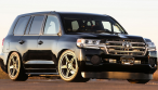 Toyota Land Speed Cruiser 368 km/h-val!