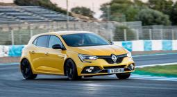 2018-as Renault Mégane RS elölről