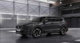 2020-as Seat Tarraco FR hibrid elölről