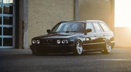 BMW E34 525i Touring tuning