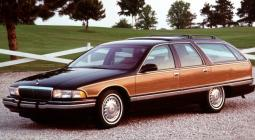 Buick Roadmaster Woodie