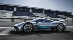 Frankfurtban debütált a Mercedes-AMG Project One!