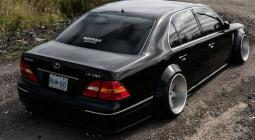 Big VIP Boy – 2003-as VIP Lexus LS430-a