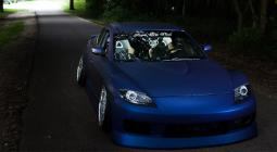 Ain't care – VIP-inspired 2004-es Mazda RX8