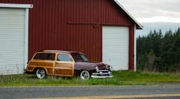 A Hot-Rodderek álma: 1951-es Ford Country Squire