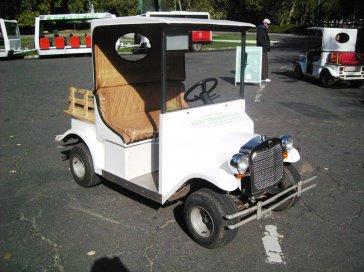 Elektromos autó mókás kedvűeknek